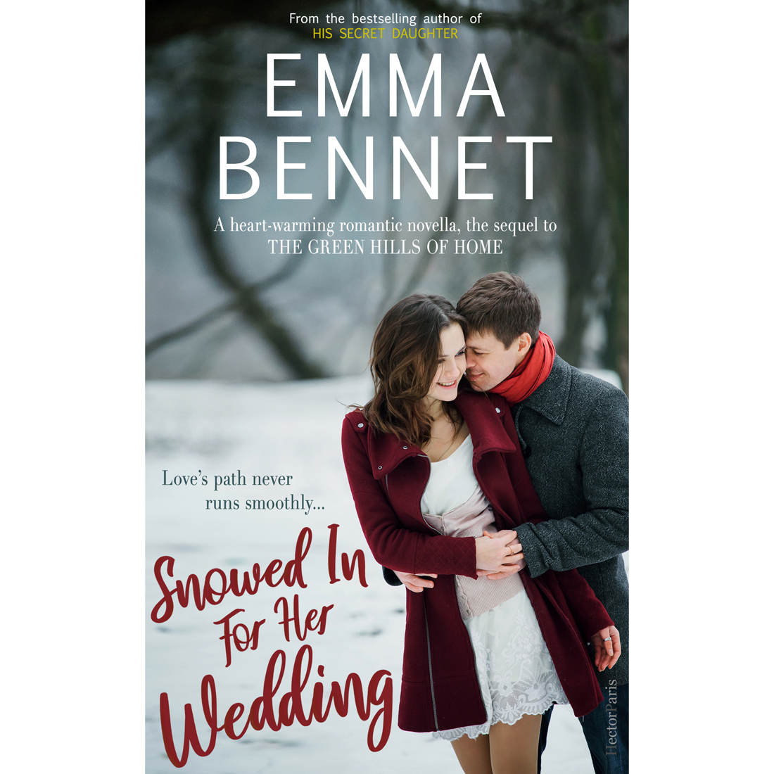 Snowed In For Her Wedding by Emma Bennet